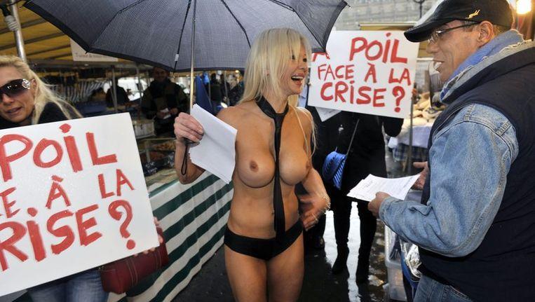 Franse pornoactrice