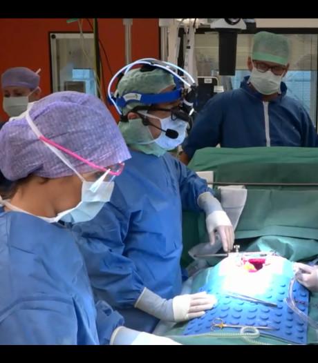 Hartoperatie voor iedereen live te volgen vanuit de huiskamer