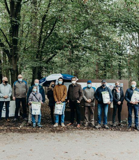Pasar creëert leuke wandelingen in Brugse stadsparken en in Tillegembos