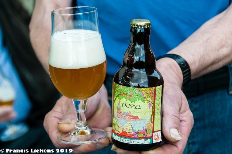 Het bier Jakkesoek