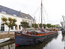 Derde historisch schip naar Hasselt