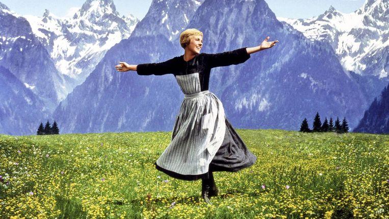 Sound of Music (1965) – Julie Andrews.