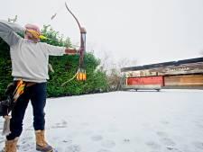 Heibel over handboogclub in Oosterhout