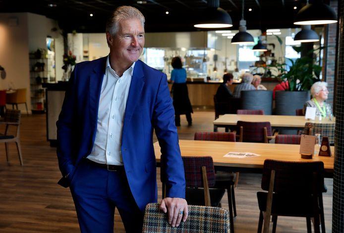 Nico de Pijper, directeur-bestuurder van Zorgwaard.