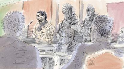 Mehdi Nemmouche blijft ook vandaag halsstarrig zwijgen