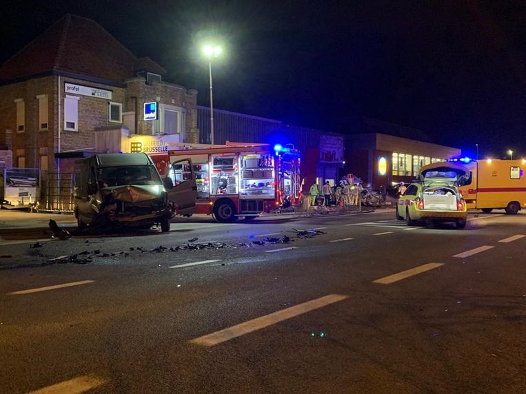 Ongeval Brugse Steenweg
