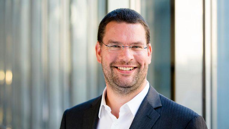 Roelof van Laar, voormalig Kamerlid voor de Partij van de Arbeid. Beeld anp