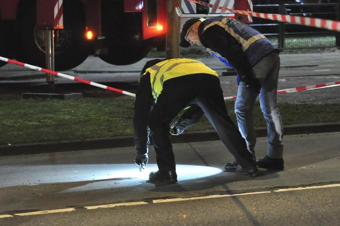 Onderzoek na schietpartij in Breda.