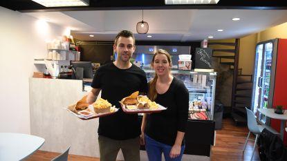 Zin in 'Julienke' of curryworst boutique? Robin opent nieuwe frituur in Tiensestraat