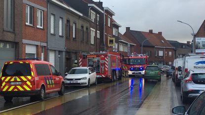 Brandweer rukt uit voor rokende mazoutketel in bakkerij