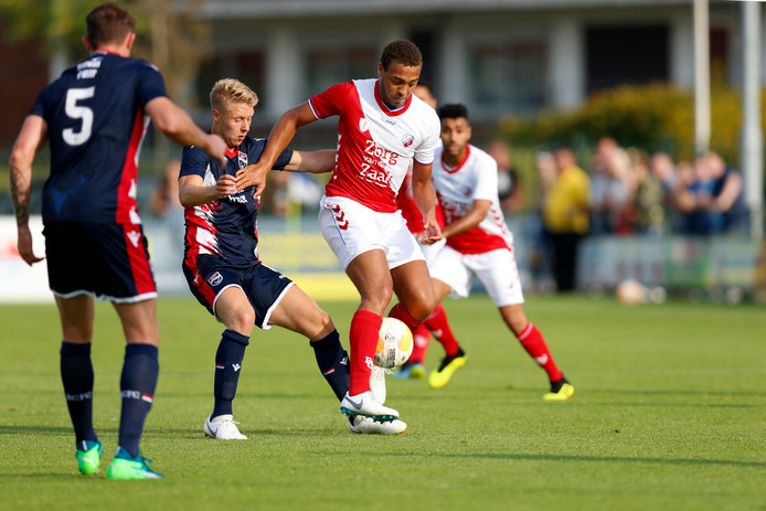FC Utrecht verslaat Ross County.