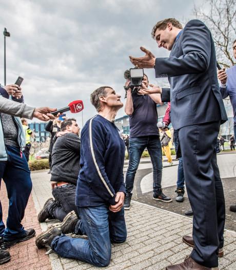 Activisten Oostvaardersplassen blazen hongerstaking af