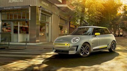 BMW gaat elektrische Mini ook in China bouwen