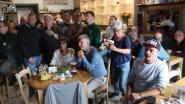"""Nagelbijten in overvol supporterscafé De Rustberg, nadien viert heel Schepdaal 'zilveren Remco': """"Hij overtreft onze stoutste dromen"""""""
