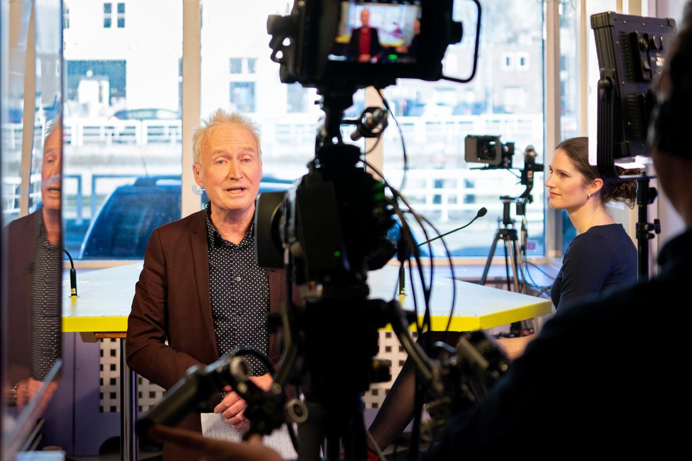 Theo Verbruggen is terug op de televisie
