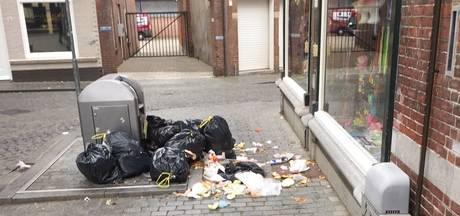Afvaldump Bergen op Zoom is de druppel: 'Gemeente laat ondernemers Bosstraat in de steek'