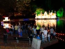Minder bezoekers Lichtjesroute door wegwerkzaamheden in Eindhoven