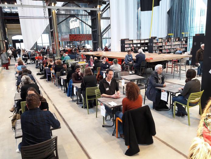 Human Library in de LocHal