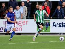 Vooral Brian Snijder zal de zuinige zege van SC Genemuiden lang onthouden