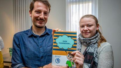 Mattijs Degrande schrijft boek voor zieke vader