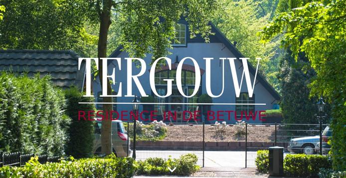 De website van residence Tergouw.