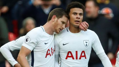 LIVEBLOG PL: twee Rode Duivels aan de aftrap van 'North London Derby'