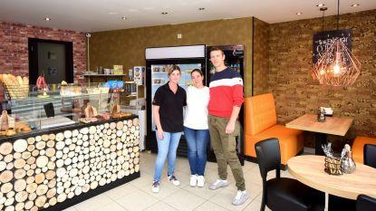 Franky en Kathy openen broodjesshop Kings in Vollezele