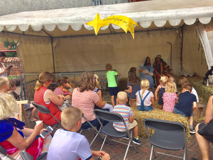 Bijbelverhalen Waalwijk.