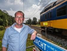 ProRail ziet nog weinig in idee om IJssellijn bij Olst te verdubbelen: 'Niet zo simpel en geen knelpunt'