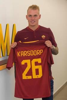 Karsdorp tekent vijfjarig contract bij AS Roma