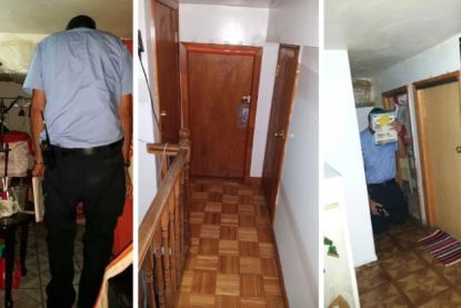 Huurders kunnen niet rechtstaan in illegale mini-appartementen New York
