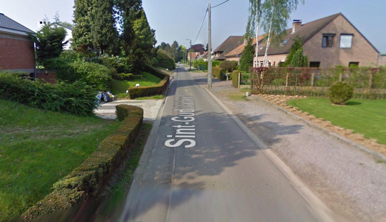 Deze Sint-Guduladreeef in Hamme wordt ingericht als fietsstraat.
