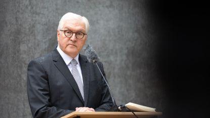 Duitse president scherp voor relativering misdaden Hitler door extreemrechtse partij AfD
