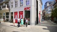 """KFC Hasselt draait proef voor grote opening aanstaande dinsdag: """"Gratis voorproeven voor vrienden en familie van ons personeel"""""""