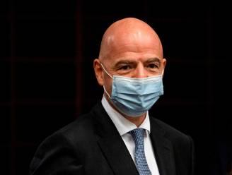 Football Talk. Geen extra besmettingen bij Cercle en KVM - FIFA-voorzitter Gianni Infantino test positief op COVID-19