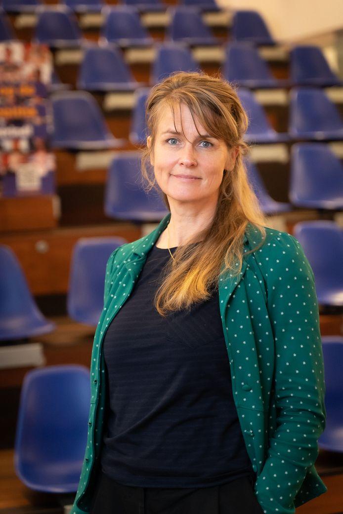 Directeur Manja Mekking.