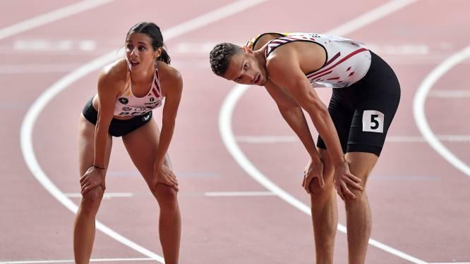België wordt zesde in finale 4x400m gemengd, Felix passeert met twaalfde gouden WK-medaille Usain Bolt