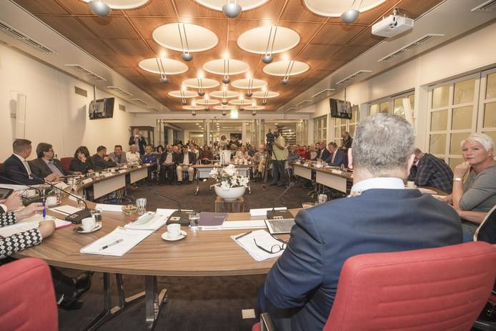 Tijdens een raadsvergadering in oktober werd het plan Zeeuwse Lagune afgeschoten.