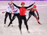Wu pakt eerste goud voor China, Breeuwsma 7de