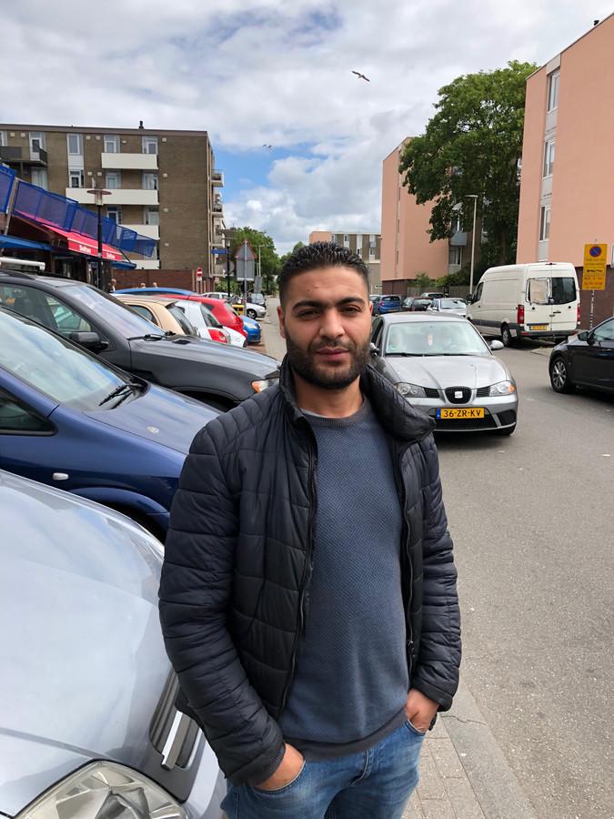 Omar el Azzouzi.