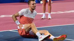 """""""Ik haat tennis met heel mijn hart. Ik speel enkel voor het geld"""", zegt het nummer 55 op de ATP-ranking"""