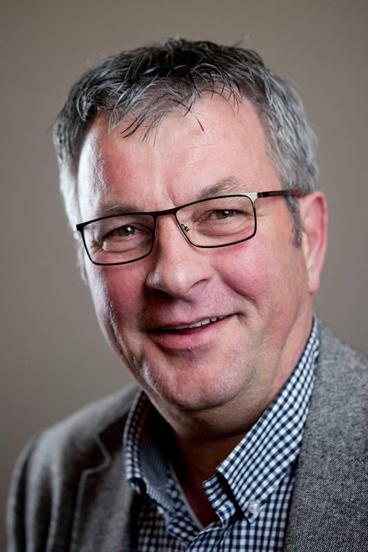 De Beuningse wethouder Piet de Klein.