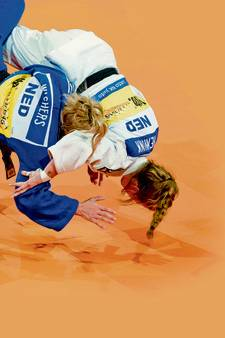 Judo Academy Nijmegen hofleverancier voor NK