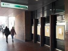 Drukste pinautomaten Den Bosch dicht om plofkraakgevaar: 'We zoeken snel naar oplossing'