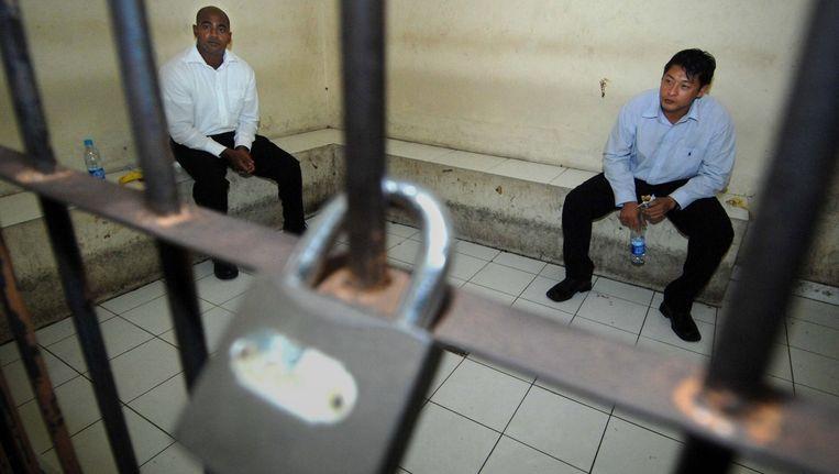 De Australiërs Myuran Sukumaran (33) en Andrew Chan (31) zijn ter dood veroordeeld voor drugssmokkel.