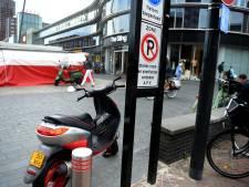 Twee weken scooterverbod Enschede: 9 boetes en 170 waarschuwingen