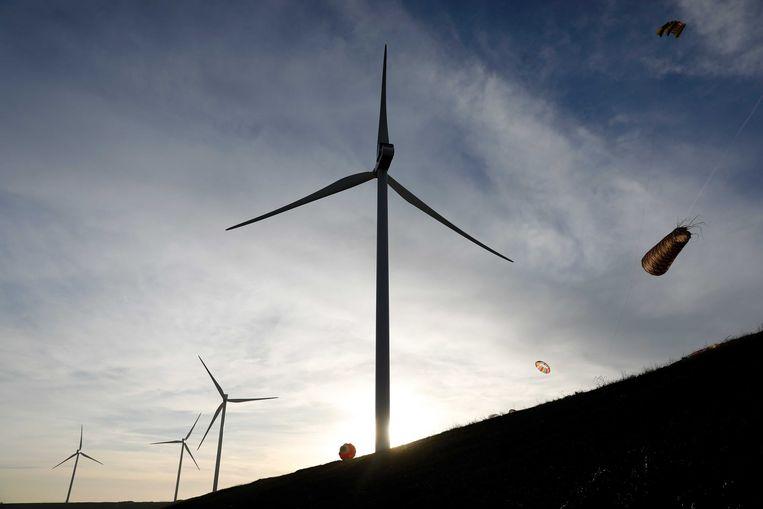 Het gemeentebestuur wil een taks heffen op het slopen van windmolens.