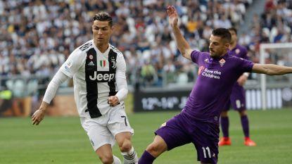LIVE. Alles te herdoen in Turijn, waar Juventus virtueel kampioen is
