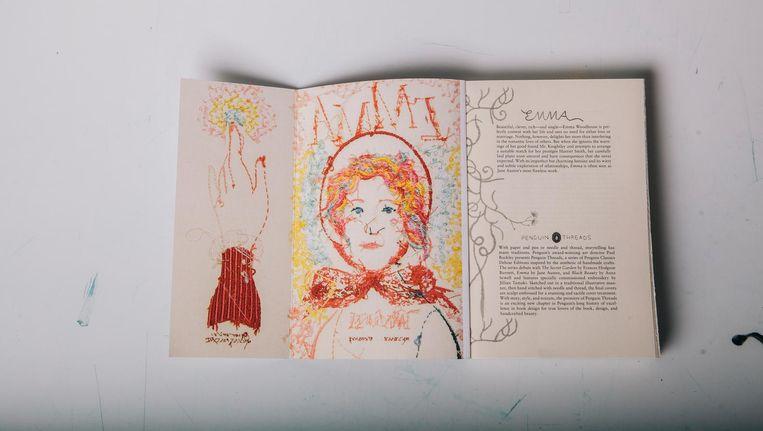 Jane Austen - Emma Beeld Marcel Wogram