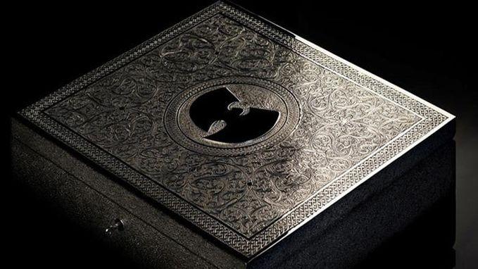 Mythisch album Wu-Tang Clan haalt 1 miljoen dollar bij veiling